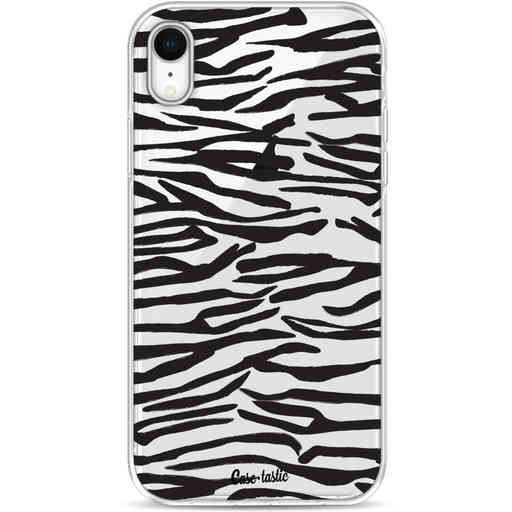 Casetastic Softcover Apple iPhone XR - Zebra