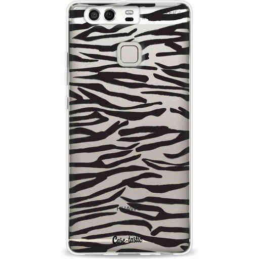 Casetastic Softcover Huawei P9 - Zebra
