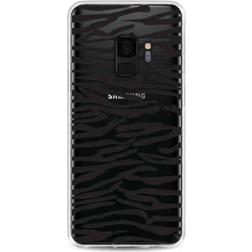Casetastic Softcover Samsung Galaxy S9 - Zebra