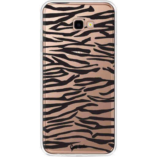 Casetastic Softcover Samsung Galaxy J4 Plus (2018) - Zebra