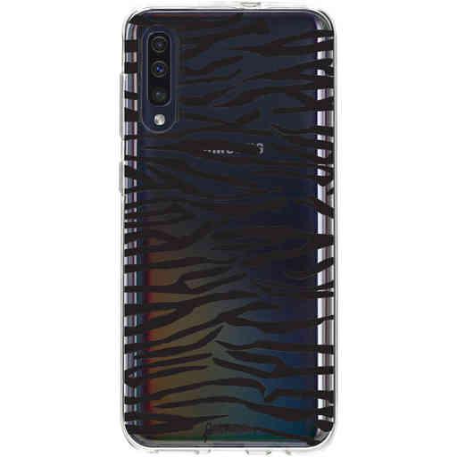 Casetastic Softcover Samsung Galaxy A50 (2019) - Zebra