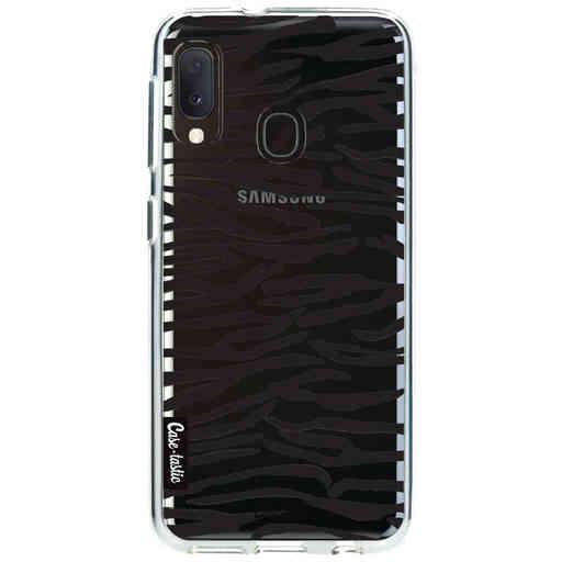 Casetastic Softcover Samsung Galaxy A20e (2019) - Zebra