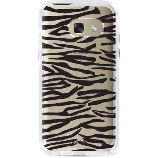 Casetastic Dual Snap Case Samsung Galaxy A3 (2017) - Zebra