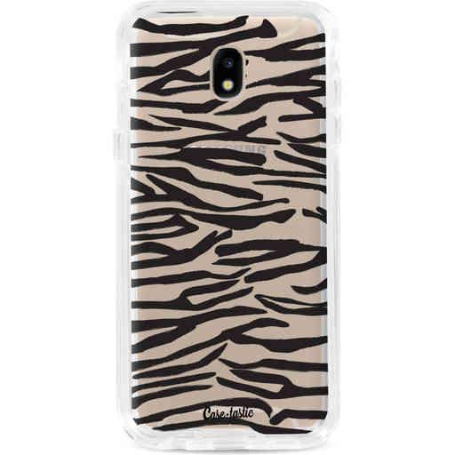 Casetastic Dual Snap Case Samsung Galaxy J5 (2017) - Zebra