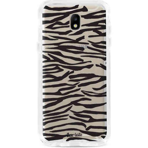 Casetastic Dual Snap Case Samsung Galaxy J7 (2017) - Zebra
