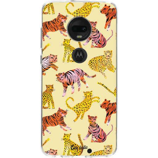 Casetastic Softcover Motorola Moto G7 / G7 Plus - Wild Cats