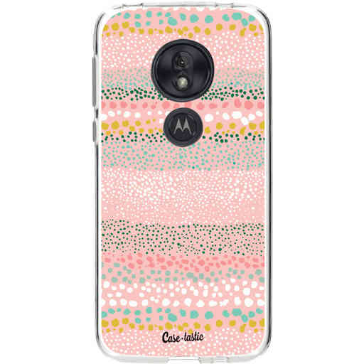 Casetastic Softcover Motorola Moto G7 Play - Lovely Dots