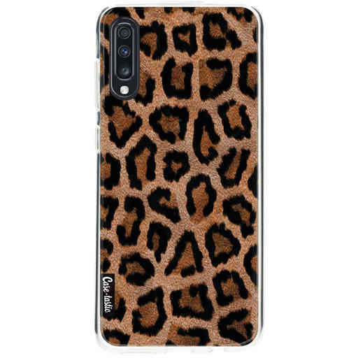 Casetastic Softcover Samsung Galaxy A70 - Leopard