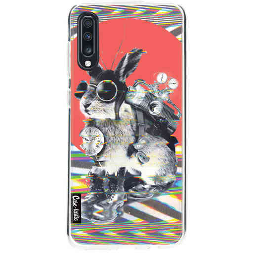 Casetastic Softcover Samsung Galaxy A70 - Time Traveller