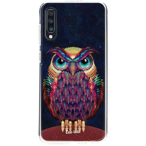 Casetastic Softcover Samsung Galaxy A70 - Owl 2