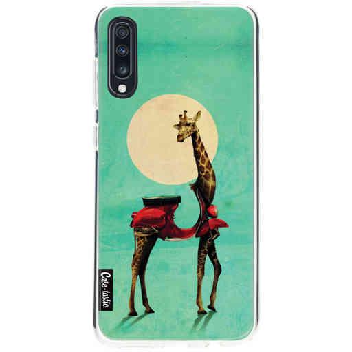Casetastic Softcover Samsung Galaxy A70 - Giraffe