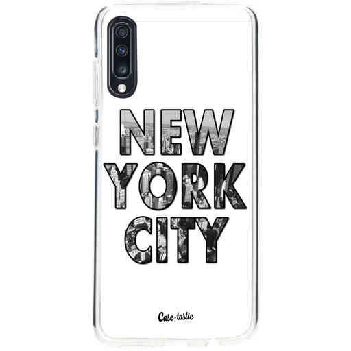 Casetastic Softcover Samsung Galaxy A70 - New York City