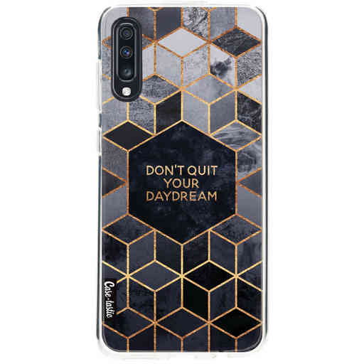 Casetastic Softcover Samsung Galaxy A70 - Don't Quit Your Daydream