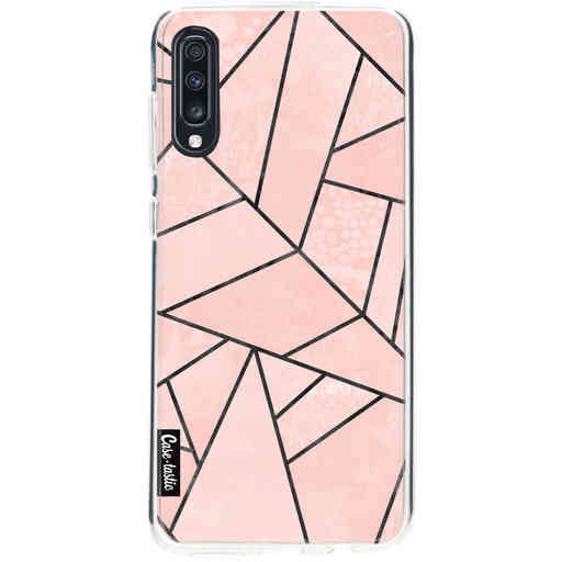 Casetastic Softcover Samsung Galaxy A70 - Rose Stone