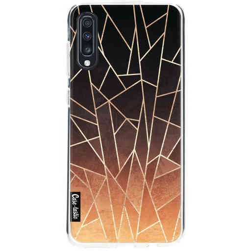 Casetastic Softcover Samsung Galaxy A70 - Shattered Ombre