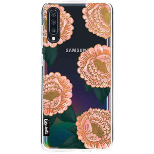 Casetastic Softcover Samsung Galaxy A70 - Winterly Flowers