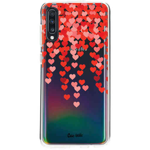 Casetastic Softcover Samsung Galaxy A70 - Catch My Heart