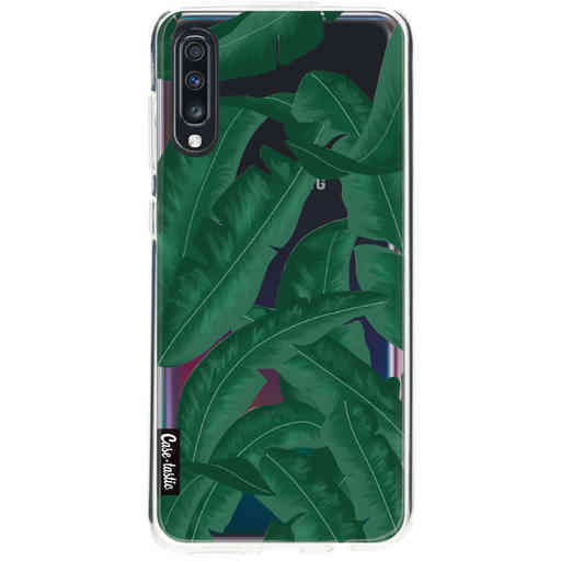Casetastic Softcover Samsung Galaxy A70 - Banana Leaves