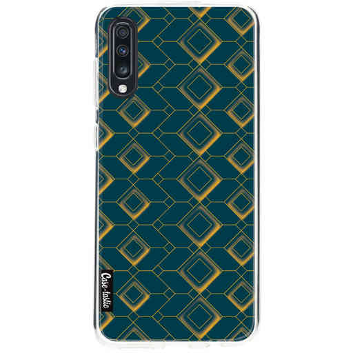 Casetastic Softcover Samsung Galaxy A70 - Abstract Cubes