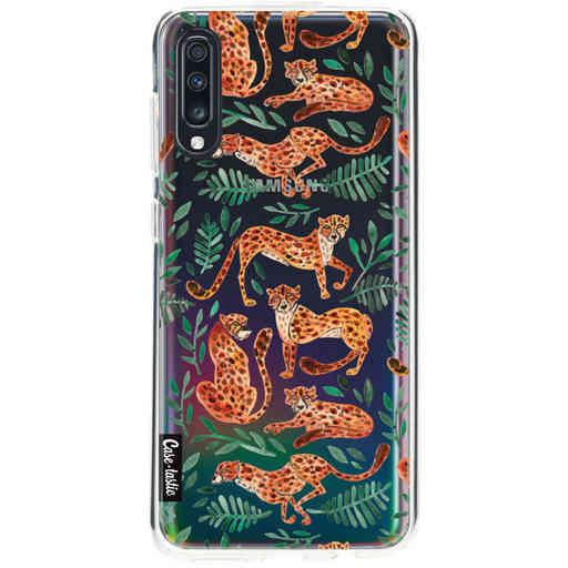 Casetastic Softcover Samsung Galaxy A70 - Cheetah Life