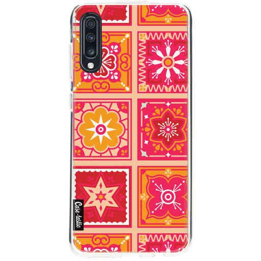 Casetastic Softcover Samsung Galaxy A70 - Talavera Mexican Tile