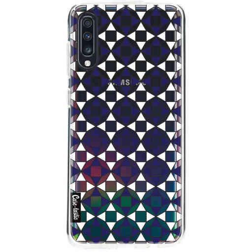 Casetastic Softcover Samsung Galaxy A70 - Castelo Tile
