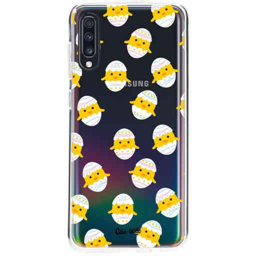 Casetastic Softcover Samsung Galaxy A70 - Egg Party