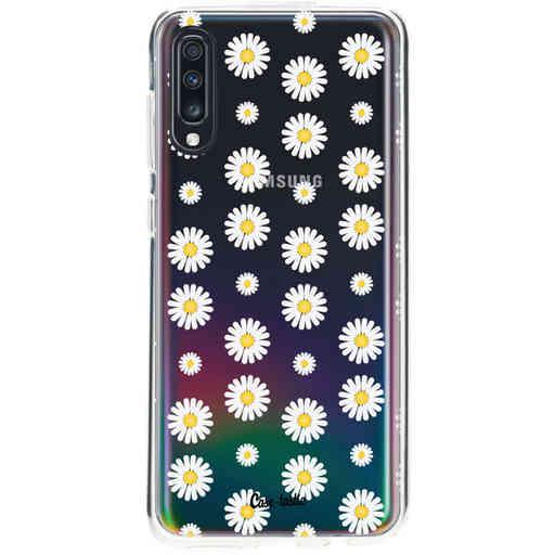 Casetastic Softcover Samsung Galaxy A70 - Daisies