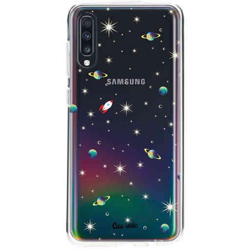 Casetastic Softcover Samsung Galaxy A70 - Cosmos Life