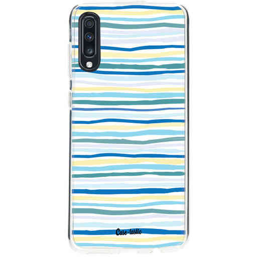 Casetastic Softcover Samsung Galaxy A70 - Stripe Vibe