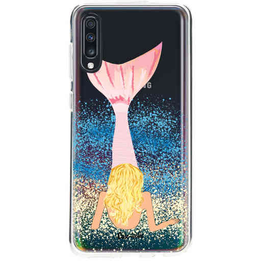 Casetastic Softcover Samsung Galaxy A70 - Mermaid Blonde