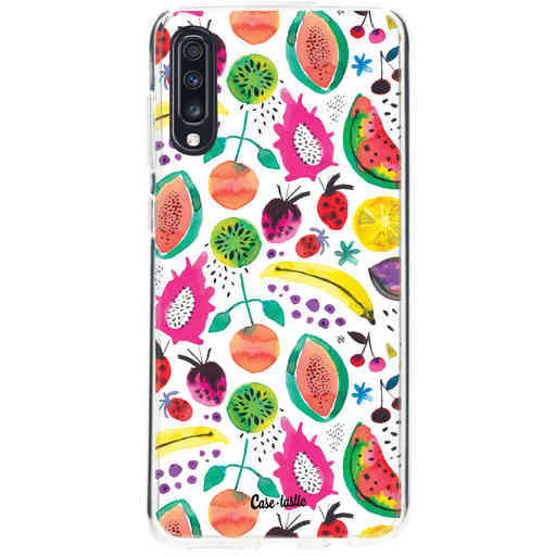 Casetastic Softcover Samsung Galaxy A70 - Tropical Fruits