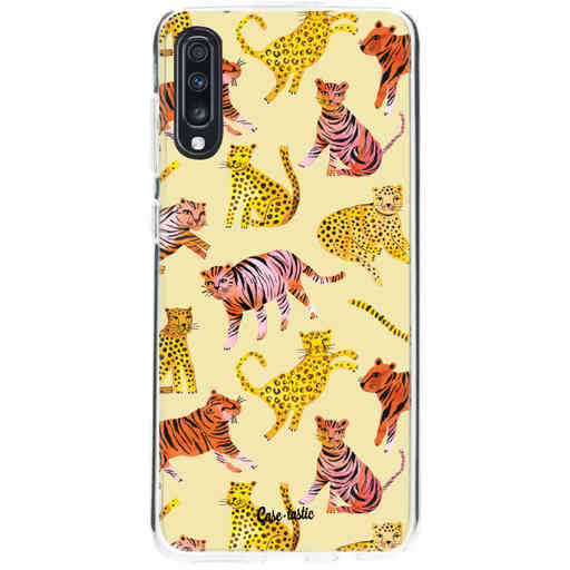 Casetastic Softcover Samsung Galaxy A70 - Wild Cats