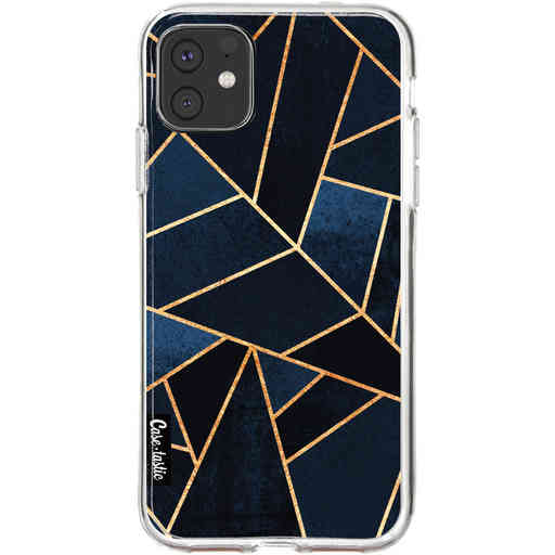 Casetastic Softcover Apple iPhone 11 - Navy Stone