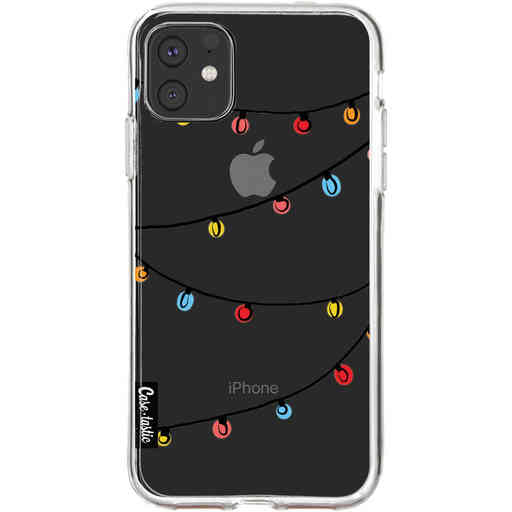 Casetastic Softcover Apple iPhone 11 - Christmas Lights