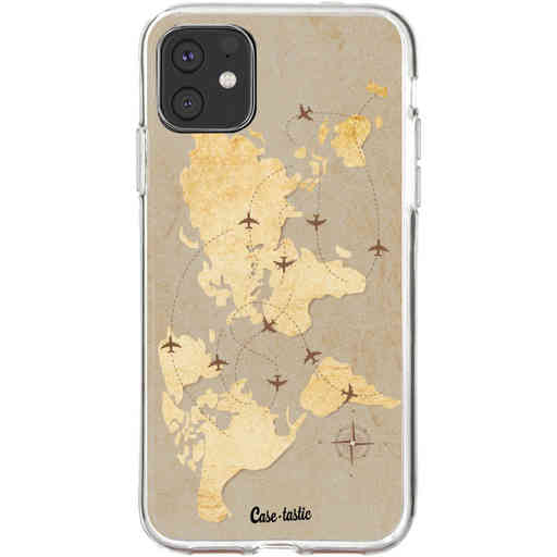 Casetastic Softcover Apple iPhone 11 - World Traveler
