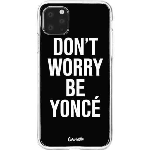 Casetastic Softcover Apple iPhone 11 Pro Max - Don't Worry Beyoncé