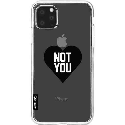Casetastic Softcover Apple iPhone 11 Pro Max - Not You