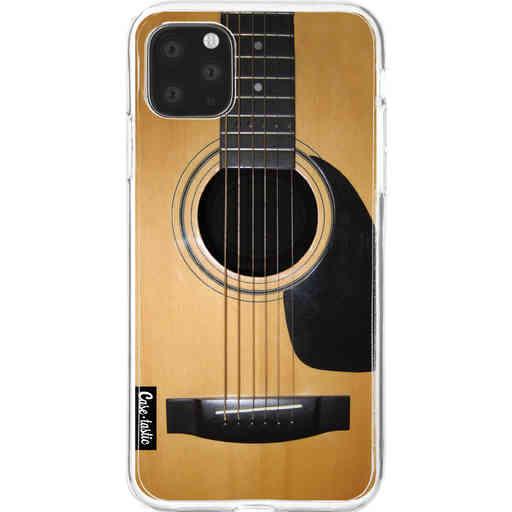 Casetastic Softcover Apple iPhone 11 Pro Max - Guitar