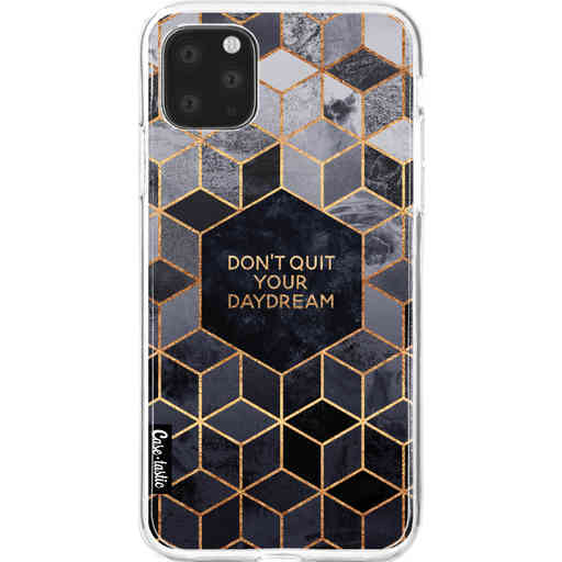 Casetastic Softcover Apple iPhone 11 Pro Max - Don't Quit Your Daydream