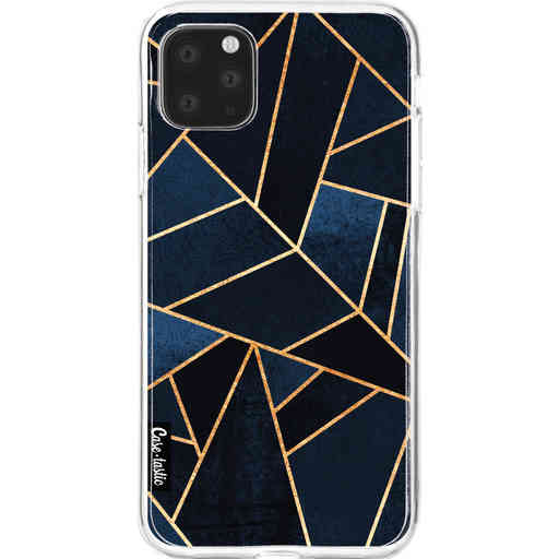 Casetastic Softcover Apple iPhone 11 Pro Max - Navy Stone