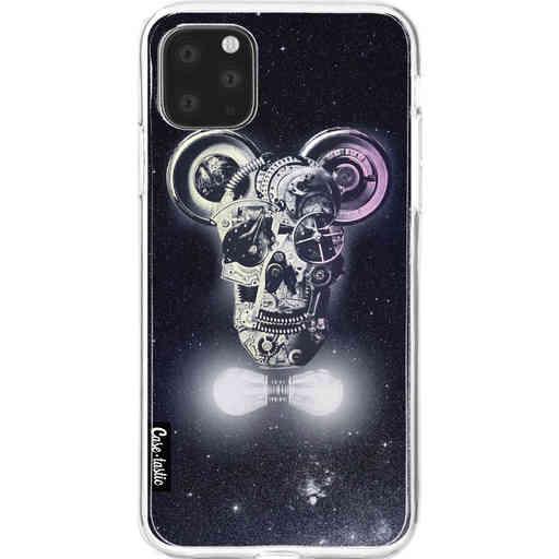 Casetastic Softcover Apple iPhone 11 Pro Max - Mechanic Skull