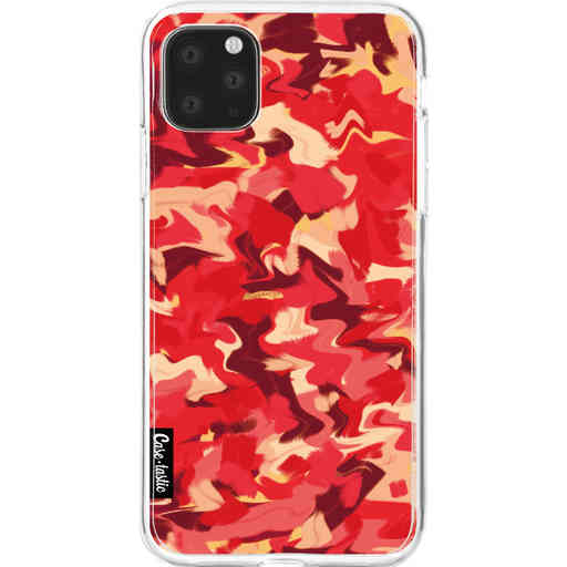 Casetastic Softcover Apple iPhone 11 Pro Max - Fire Camouflage