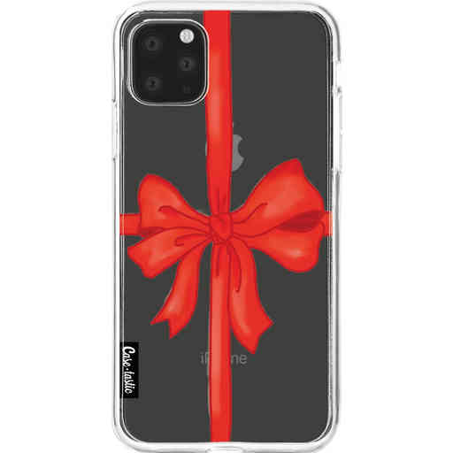 Casetastic Softcover Apple iPhone 11 Pro Max - Christmas Ribbon