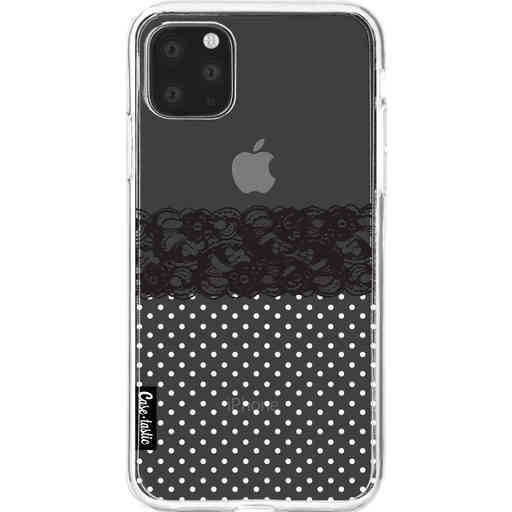 Casetastic Softcover Apple iPhone 11 Pro Max - Lace and Polkadots