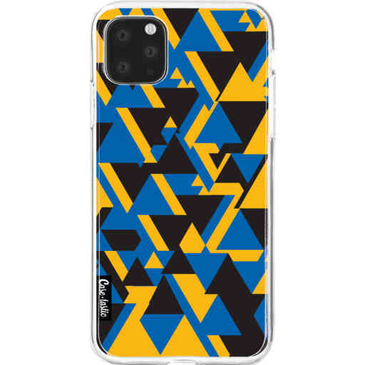 Casetastic Softcover Apple iPhone 11 Pro Max - Mixed Triangles