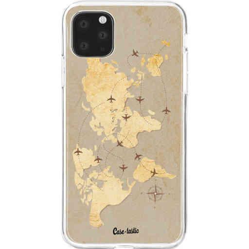 Casetastic Softcover Apple iPhone 11 Pro Max - World Traveler
