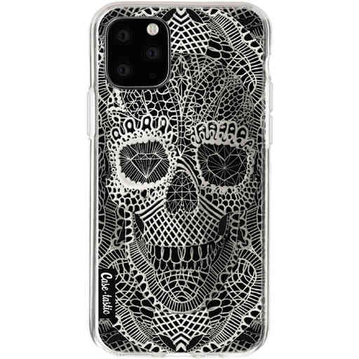 Casetastic Softcover Apple iPhone 11 Pro - Lace Skull