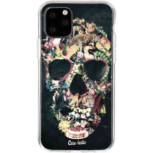 Casetastic Softcover Apple iPhone 11 Pro - Vintage Skull