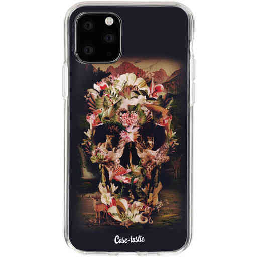 Casetastic Softcover Apple iPhone 11 Pro - Jungle Skull